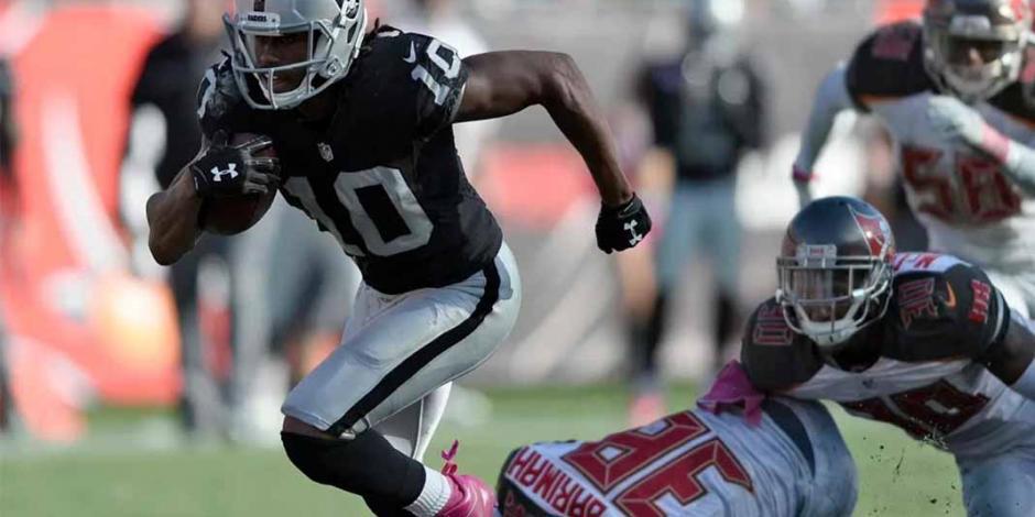 Los cambios aparecen en los Raiders de cara a la siguiente temporada