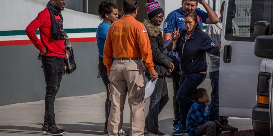 Alertan de aumento de flujo de migrantes en el norte del país