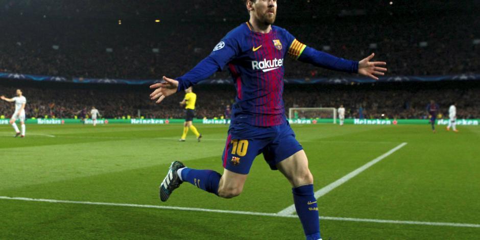 Histórico... Lio llega a 400 goles en Liga y no hay quién lo alcance