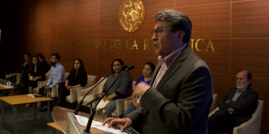 Senadores de Morena expresan
