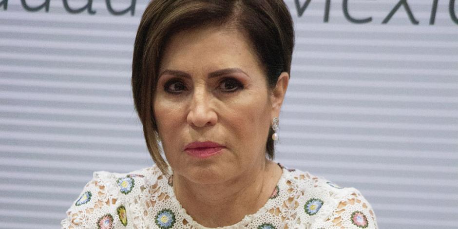 FGR busca vincular a proceso a Rosario Robles, extitular de Sedesol