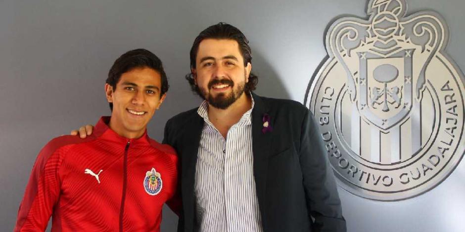Éstas son las primeras palabras de JJ Macías con Chivas (VIDEO)