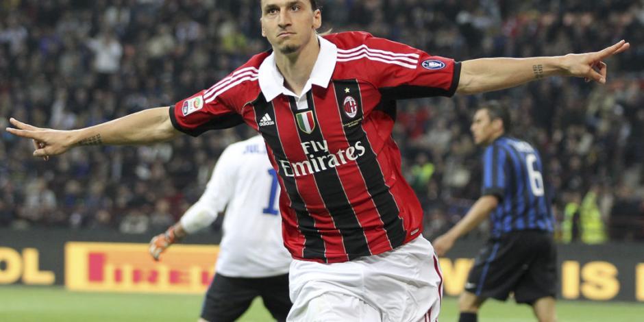 ¡Bomba en el calcio italiano! Zlatan vuelve al AC Milan para reforzarlo