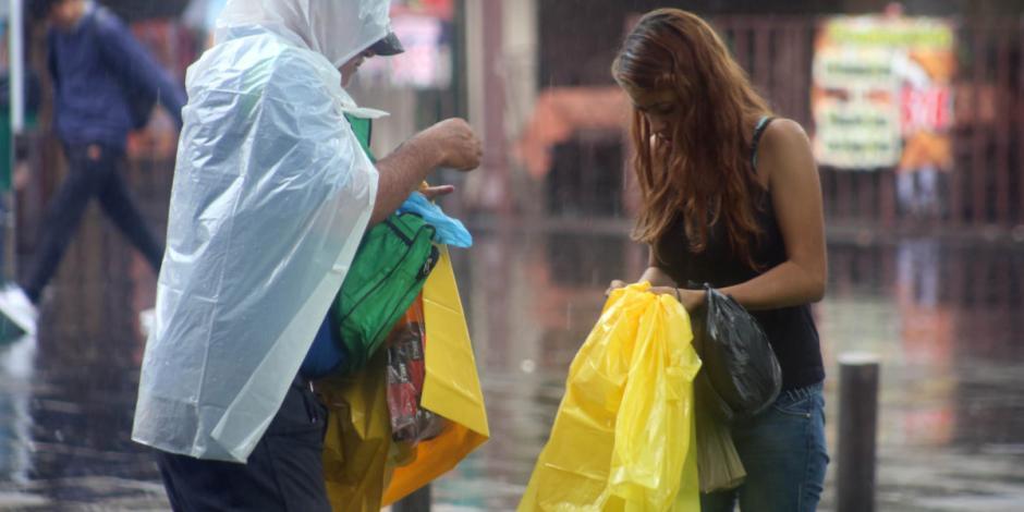 Pronostican lluvias intensas con fuertes vientos en varios estados del país