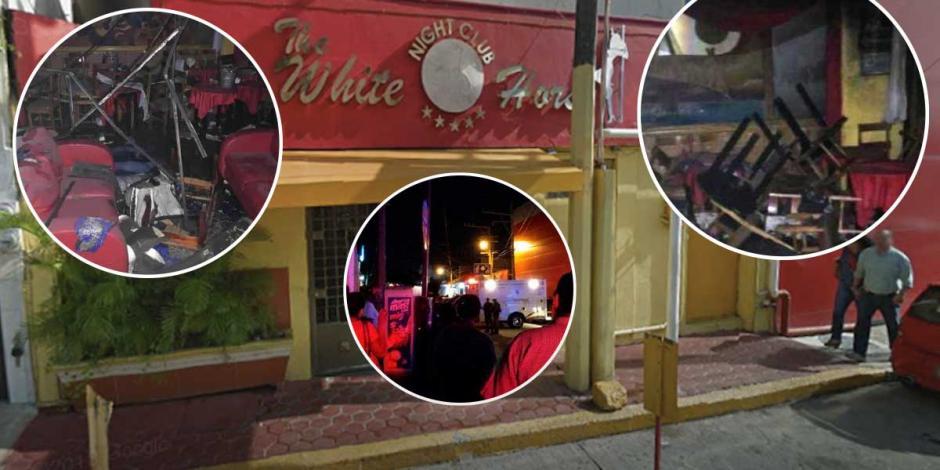 El que atacó bar en Coatzacoalcos estuvo 2 días detenido... y lo liberaron