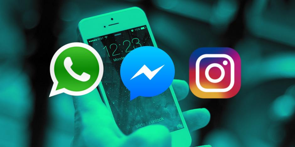 Combo: Zuckerberg planea fusion de WhatsApp, Messenger e Instagram