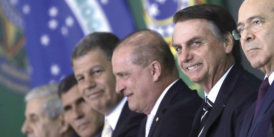 Bolsonaro da luz verde a explotación en la Amazonia