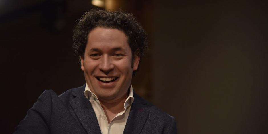 Dudamel rememora sus pininos en la Orquesta Infantil de Venezuela