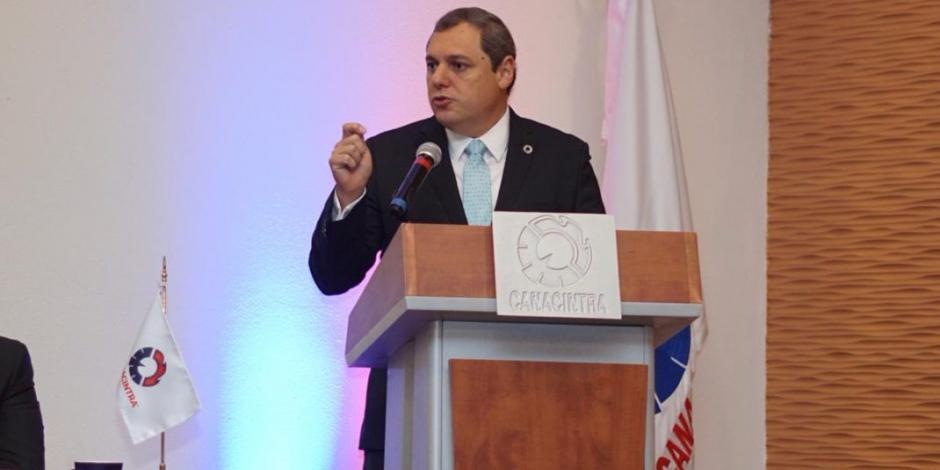 Diálogo con autodefensas afecta inversión: Canacintra