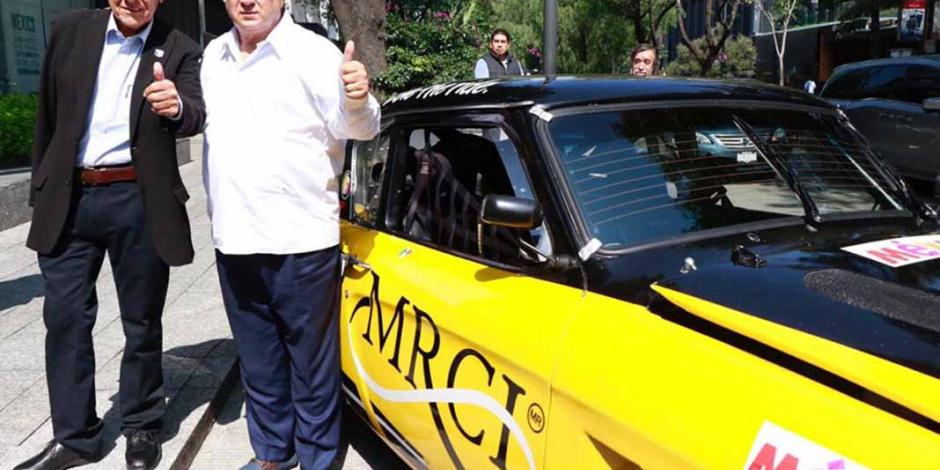 La Carrera Panamericana dejará una gran derrama económica en México