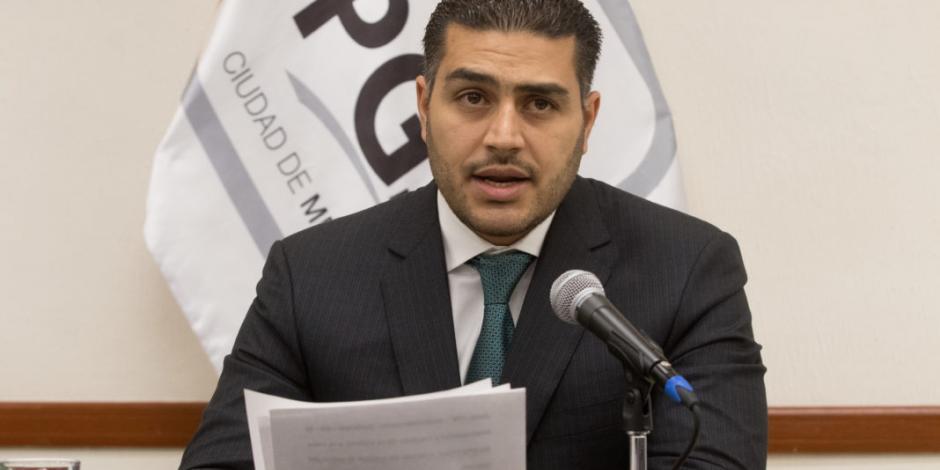 García Harfuch, a la Secretaría de Seguridad Ciudadana