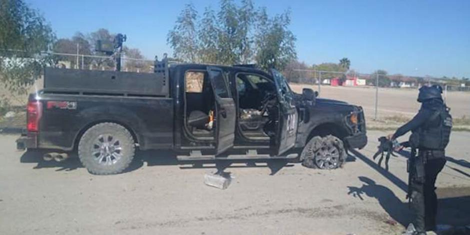 Aprehenden a 2 implicados en ataque en Villa Unión, Coahuila