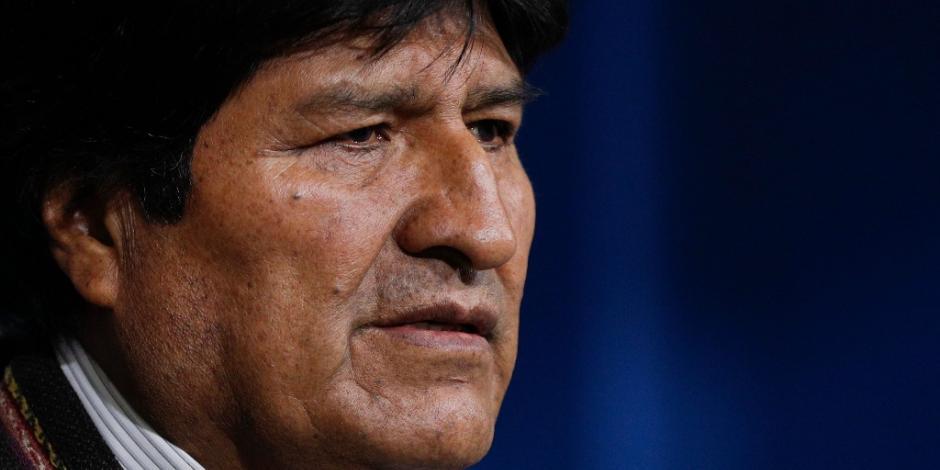 Evo Morales deja un déficit fiscal de -7.82 por ciento en Bolivia