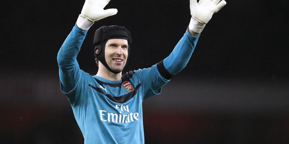 Cech: la muralla de 202 juegos sin gol dice adiós