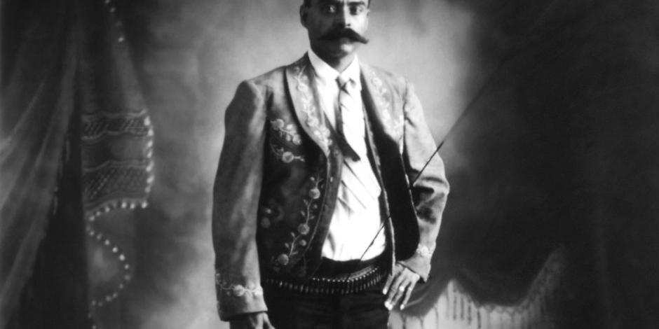 Abre Bellas Artes la más grande exposición de Zapata