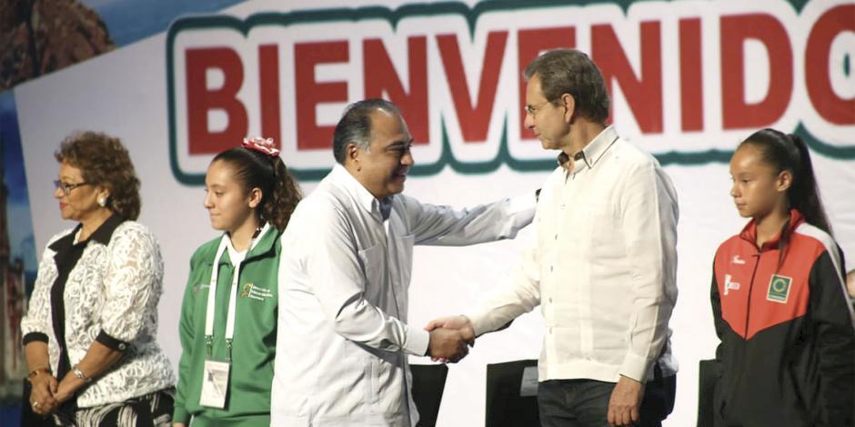 Inicia justa deportiva en Guerrero