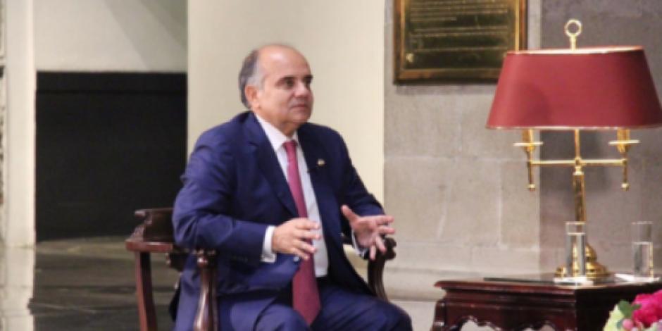 Es momento de apoyar al Presidente en tema de aranceles: Manuel Añorve
