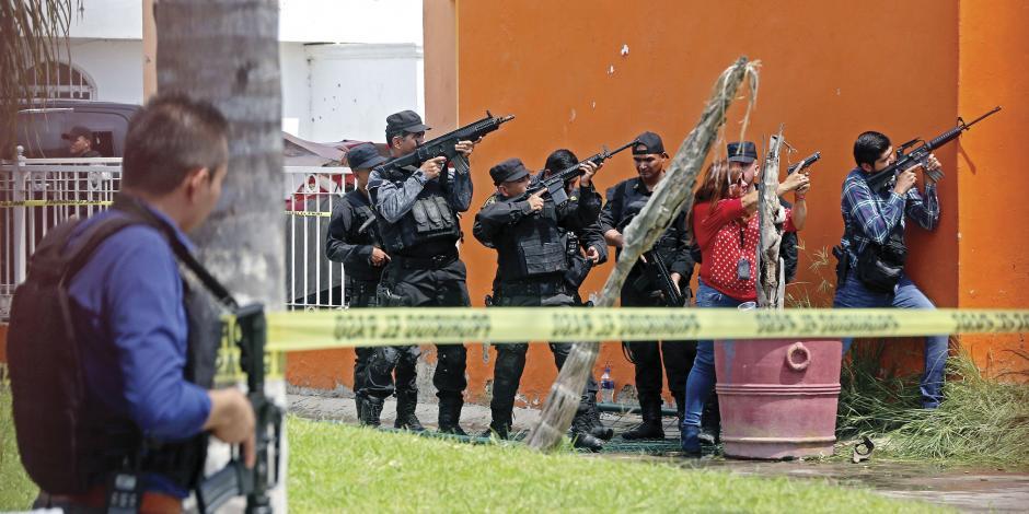 Tres ataques a agentes de Fiscalía de Jalisco; ahí, crecen homicidios