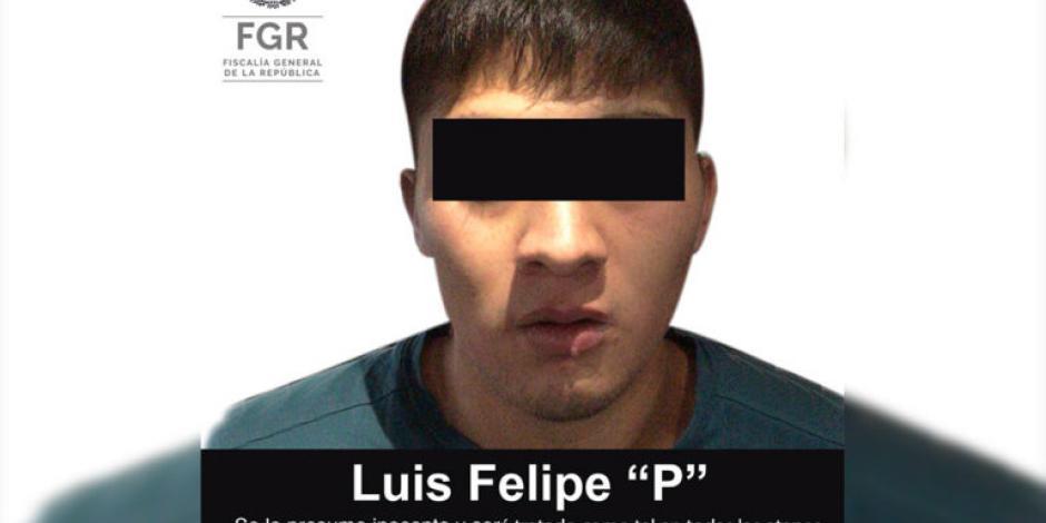 Juez determina prisión preventiva a El Felipillo