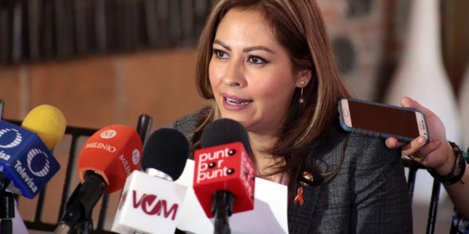 Senadores de Morena y PT repudian atentado que sufrió diputada de Morelos