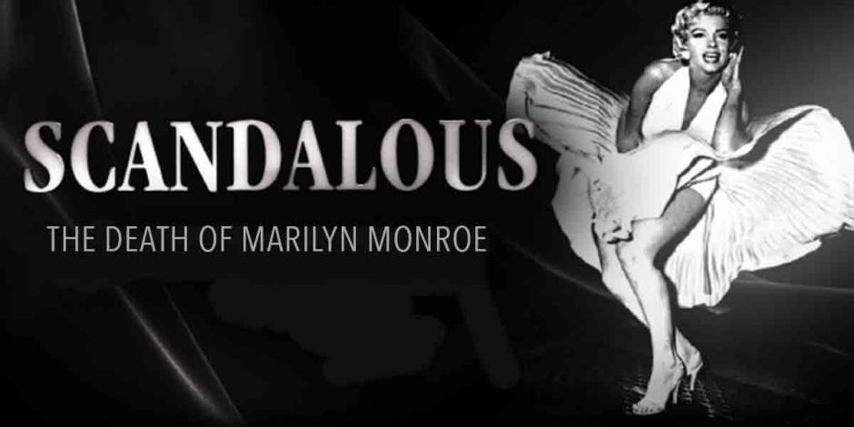 Documental incluye fotos de Marilyn Monroe muerta