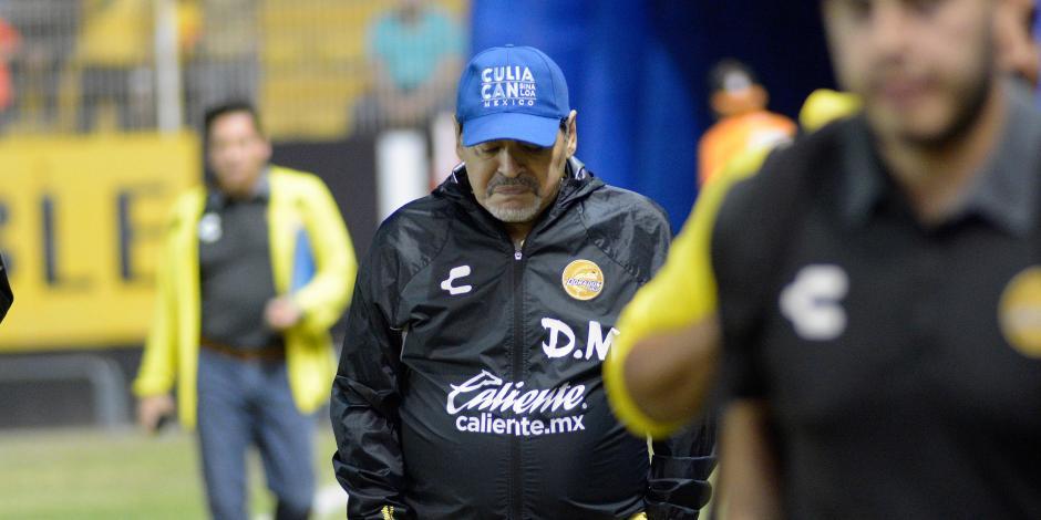Dorados de Sinaloa arranca torneo Clausura 2019 sin Maradona