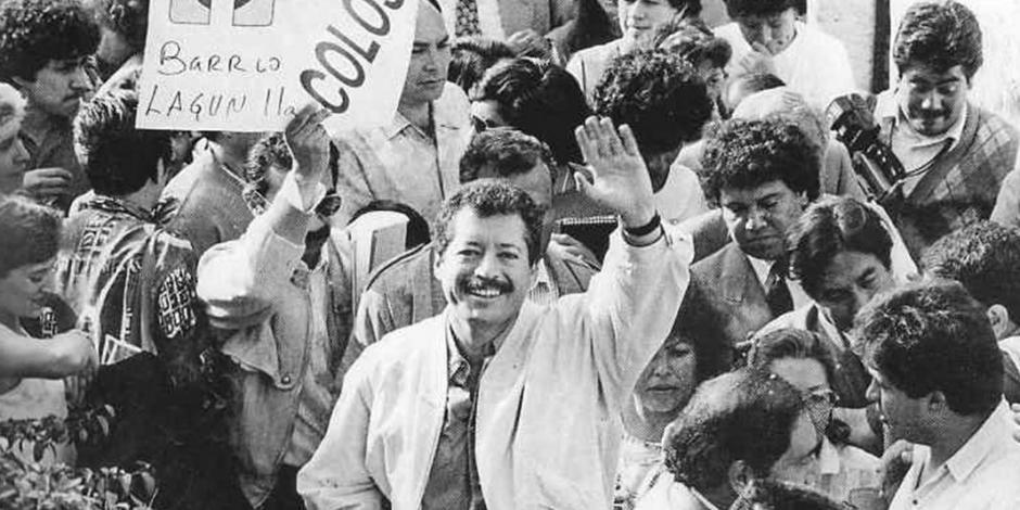 No se descarta reabrir el caso Colosio, afirma López Obrador