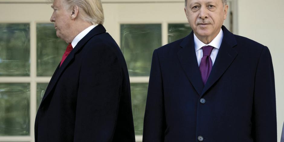 EU empuja a Turquía a apartarse de Rusia