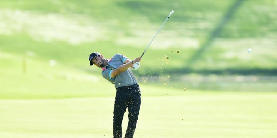 Abraham Ancer, a un paso de su primer título en el PGA Tour