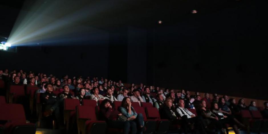 Cine mexicano rompe récord histórico en estrenos