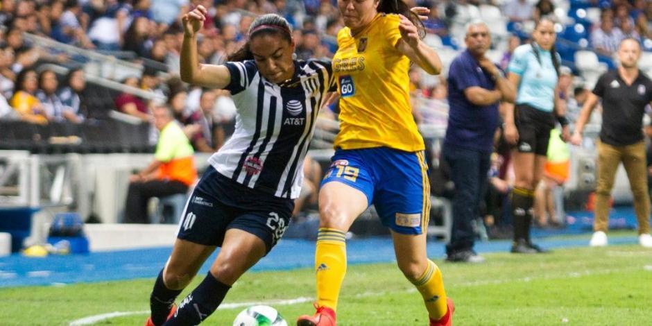 Liga MX Femenil toma las pantallas de TUDN