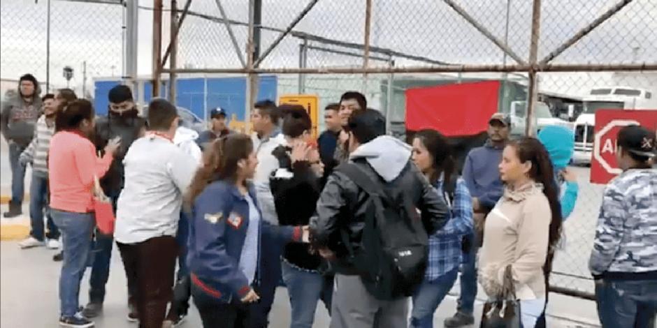 Estalla huelga en 45 maquiladoras de Matamoros