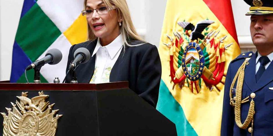 Acusa Bolivia injerencia de México en asuntos internos