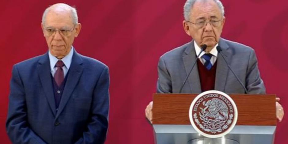 No sabemos cuál fue la causa del accidente de helicóptero en Puebla: SCT