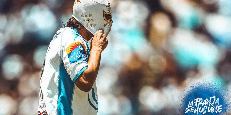 El Puebla trollea a Chivas y revela otro de sus refuerzos en Twitter