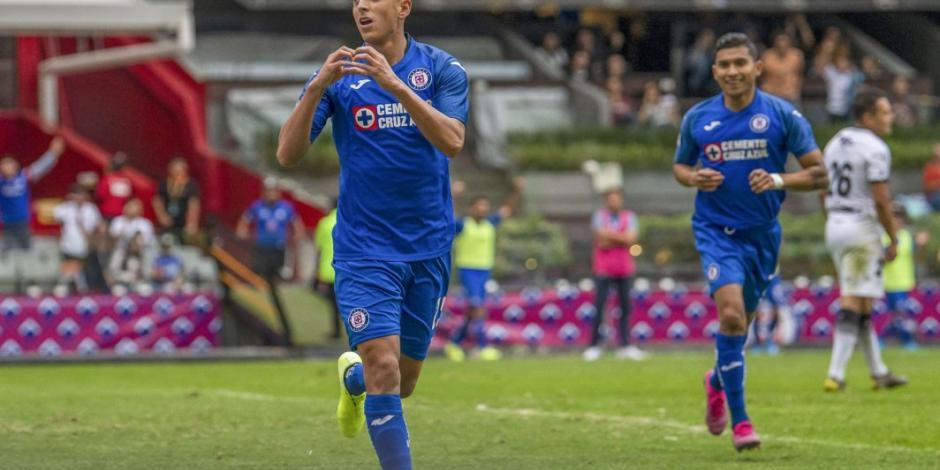 Cruz Azul logra su primer triunfo del torneo tras vencer a Bravos