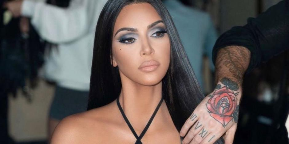 ¡Destrozada! Kim Kardashian tiene lupus y artritis