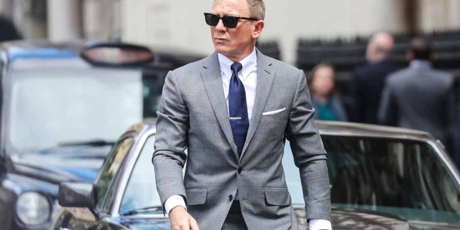 James Bond regresa al cine con la película