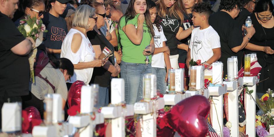 Otros 91 muertos en la semana posterior a los tiroteos de EU