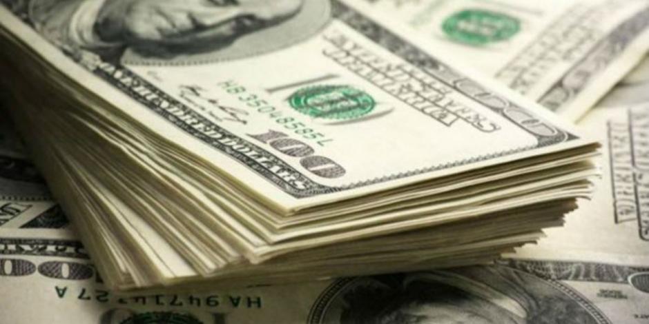 Reservas internacionales aumentan 180 mil mdd, reporta Banxico