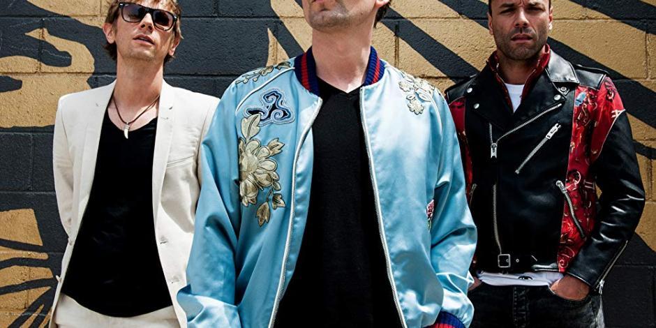 Muse anuncia fecha para la CDMX; se presentará en el Foro Sol