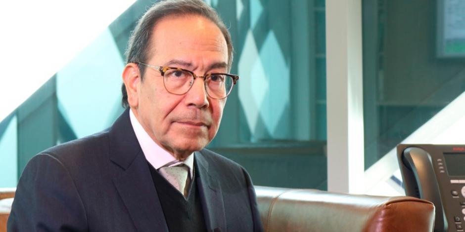 Carlos Salazar Lomelín, nuevo líder del Consejo Coordinador Empresarial