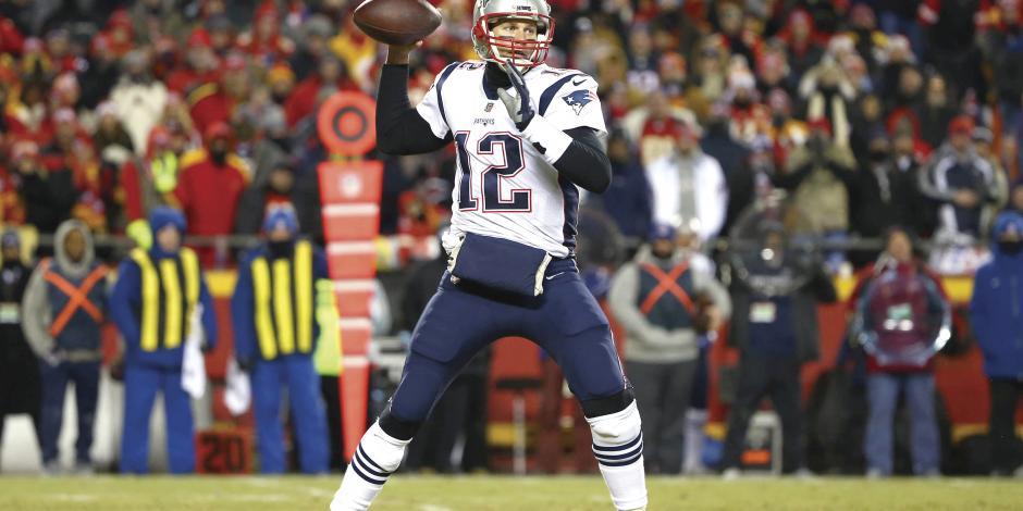 Brady asegura estar al 100% para el SB LIII