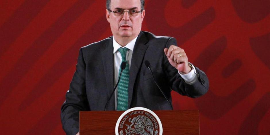 México instala mesa de trabajo para desarrollo integral de Centroamérica