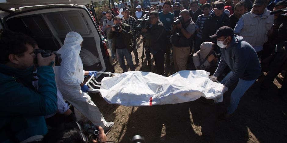 Llega a 96 número de muertos por explosión en Tlahuelilpan