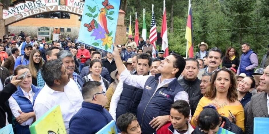 La Mariposa Monarca abre su casa al público en Michoacán