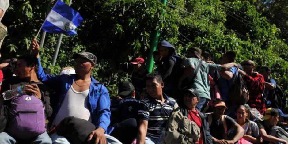 Promete El Salvador transparencia en el uso de recursos mexicanos