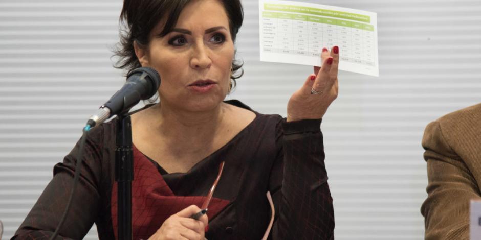 Defensa de Robles acusa juicio de Estado para