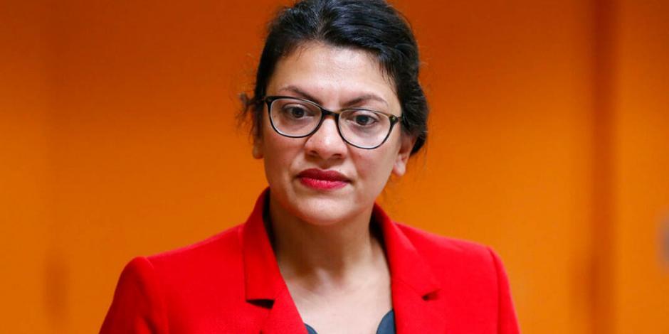 Congresista musulmana declina visitar a su familia por veto de Israel