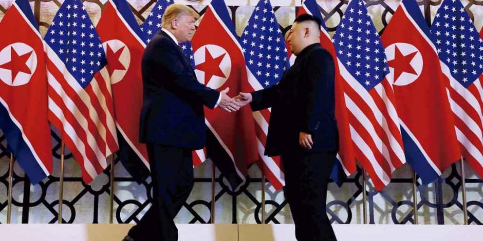Kim, el mayor reto para Trump en el extranjero